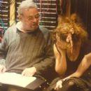 Stephen Sondheim and Halana Bonhem Carter