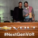Actor Kellan Lutz attends West Coast Reveal Of The New 2016 Next Generation Chevrolet Volt at Quixote Studios on January 12, 2015 in Los Angeles, California