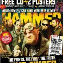 Ivan L. Moody, Jason Hook, Jeremy Spencer, Zoltan Bathory - Metal&Hammer Magazine Cover [United Kingdom] (August 2015)