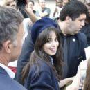 Camila Cabello – Arrives at radio station NRJ in Paris
