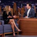Jennifer Lopez – On 'The Late Show with Jimmy Fallon' in NYC