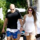 Amanda Cerny on a vacation in Miami Beach
