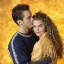 Keri Russell and Tony Lucca