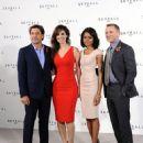 Skyfall Cast Premiere: Javier Bardem, Bérénice Marlohe, Naomie Harris, Daniel Craig (2012) - 453 x 594