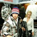 Corey Sevier and Laura Vandervoort