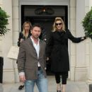 Madonna leaving the Arch Hotel with an unknown man in London (July 20)