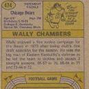 Wally Chambers - 250 x 350