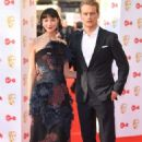 Caitriona Balfe and Sam Heughan – 2018 British Academy Television Awards