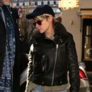 Kristen Stewart – Leaves Capital Radio in London