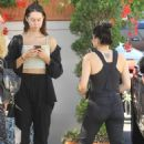 Ariel Winter – Out for lunch with friends in Beverly Hills