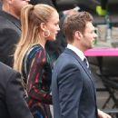 Jennifer Lopez American Idol Set In West Hollywood