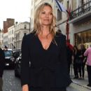 Kate Moss – Stella McCartney New Flagship Store Opening in London - 454 x 617