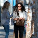 Shay Mitchell out for lunch in Los Angeles - 454 x 681