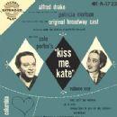 Kiss Me Kate 1948 Original Cast Album ,Alfred Drake - 344 x 342