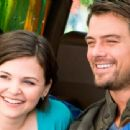 Josh Duhamel and Ginnifer Goodwin