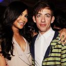 Naya Rivera and Kevin McHale - 245 x 300