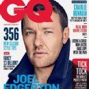 Joel Edgerton - GQ Magazine Cover [Australia] (September 2014)