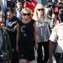 Lindsay Lohan appears in court
