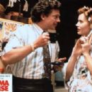 Christopher McDonald and Geena Davis