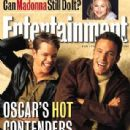 Matt Damon - Entertainment Weekly Magazine [United States] (13 February 1998)