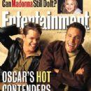 Matt Damon - Entertainment Weekly Magazine [United States] (13 February 1998)