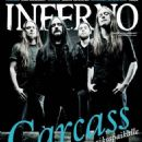 Bill Steer, Jeffrey Walker, Daniel Wilding - Inferno Magazine Cover [Finland] (July 2013)