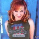 Kari Byron from MythBusters - Sexy Smile and cute red pigtails - 454 x 760