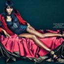 Naomi Campbell - L'Officiel Magazine Pictorial [Ukraine] (1 December 2014)
