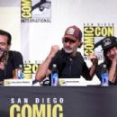 "Norman Reedus- July 22, 2016- Comic-Con International 2016 - AMC's ""The Walking Dead"" Panel"