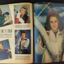 Elizabeth Taylor - Movie Life Magazine Pictorial [United States] (January 1946) - 454 x 343