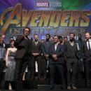 Avengers: Infinity War (2018) - 454 x 302