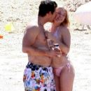 LeAnn Rimes and Eddie Cibrian's Bikini and Shirtless Beach Romp With His Kids!