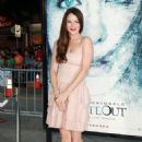 Jacinda Barrett - Los Angeles Premiere Of 'Whiteout' At The Mann Village Theater In Westwood, California On September 9, 2009 - 454 x 670