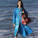 Blanca Padilla - Elle Magazine Pictorial [United States] (May 2018)
