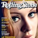 Adele - Rolling Stone Magazine Cover [France] (December 2012)