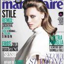 Mila Krasnoiarova Marie Claire Italy February 2013 - 454 x 600