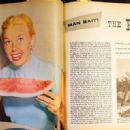 Doris Day - Movie Life Magazine Pictorial [United States] (July 1954) - 454 x 320