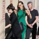 Gal Gadot- March 15, 2016-Gal Gadot arrives at 'Jimmy Kimmel Live'