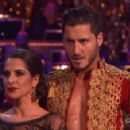 Kelly Monaco and Val Chmerkovskiy