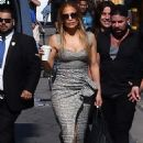 Jennifer Lopez – Jimmy Kimmel Live! In Los Angeles - 454 x 681