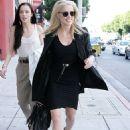 Amber Heard - Shops In West Hollywood, November 12 2009