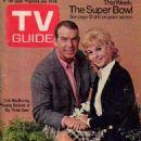 Fred MacMurray - TV Guide Magazine [United States] (10 January 1970)