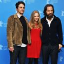 Amanda Seyfried, James Franco and Peter Sarsgaard at the Berlin Film Festival (February 8) - 454 x 682