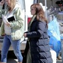 "Emma Watson on ""The Bling Ring"" Set: First Look!"