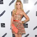 Tinsley Mortimer - Alice + Olivia Launch Party At Saks Fifth Avenue On March 18, 2010 In New York City