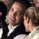 Malillany Marin and Cristian Castro