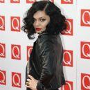 Jessie J Glams Up the 2011 Q Awards