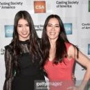 Artios Award nominee Angelique Midthunder arrives with her daughter actress Amber Midthunder at the 2017 Annual Artios Awards at The Beverly Hilton Hotel on January 19, 2017 in Beverly Hills, California. - 396 x 594