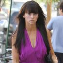 Jennifer Love Hewitt Out In Hollywood - July 23, 2010