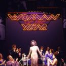 Lauren Bacall On Broadway In The 1981 Broadway Musical WOMAN OF THE YEAR - 454 x 689